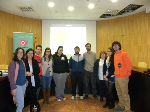 Presentación proyecto Concilia